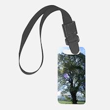 Oak tree Luggage Tag
