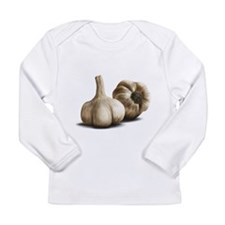Garlic Long Sleeve T-Shirt