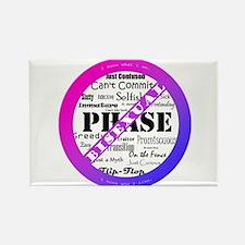 Bisexual Pride - Anti-Biphobia Magnets