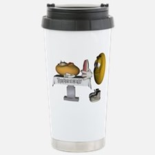 Funny Foot fetish Travel Mug
