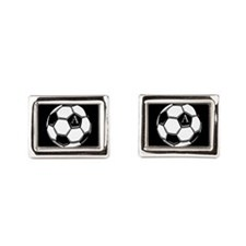 Personalized Monogrammed Rectangular Cufflinks