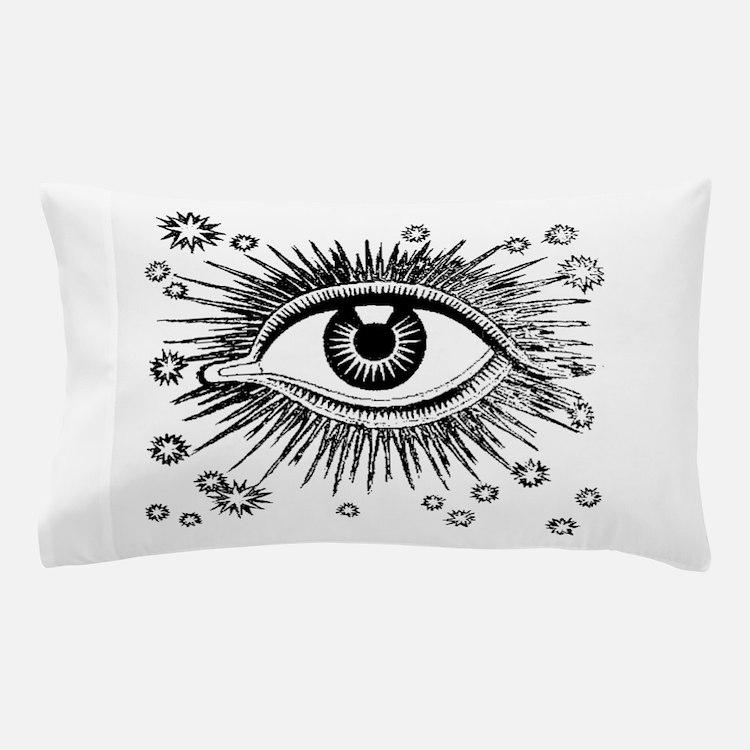 Eye Eyeball Pillow Case
