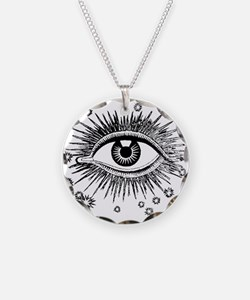 Eye Eyeball Necklace