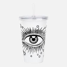 Eye Eyeball Acrylic Double-wall Tumbler