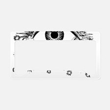 Eye Eyeball License Plate Holder