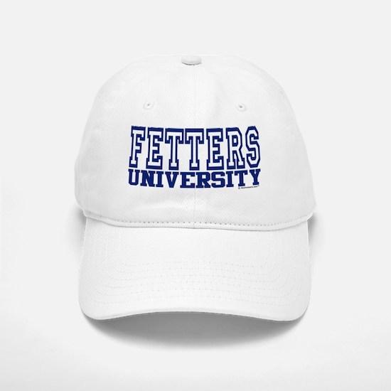 FETTERS University Baseball Baseball Cap