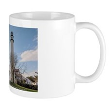 Fenwick Island Lighthouse. Mug Mugs