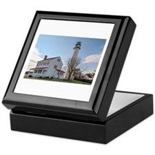 Fenwick Island Lighthouse. Keepsake Box