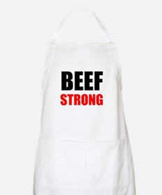 Beef Strong Apron