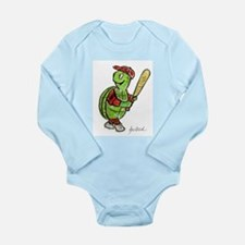Baseball Turtle Body Suit