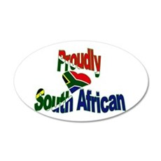 Proudly South African Wall Sticker