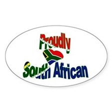 Proudly South African Decal