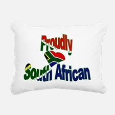 Proudly South African Rectangular Canvas Pillow