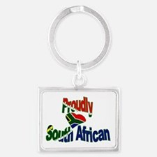 Proudly South African Landscape Keychain