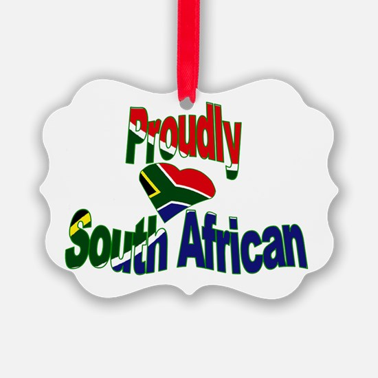 Proudly South African Ornament