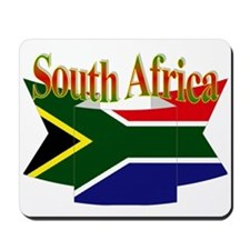 South African ribbon Mousepad