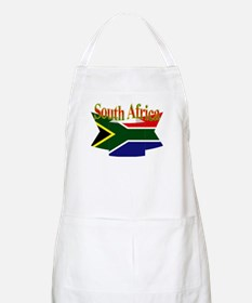 South African ribbon Apron