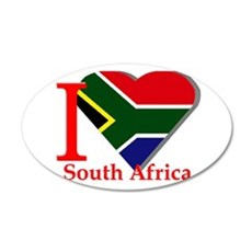 I love South Africa Wall Sticker