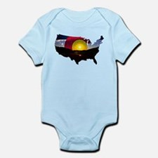 Colorado States of Mind Body Suit