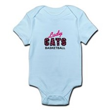 LADY CATS BASKETBALL Body Suit