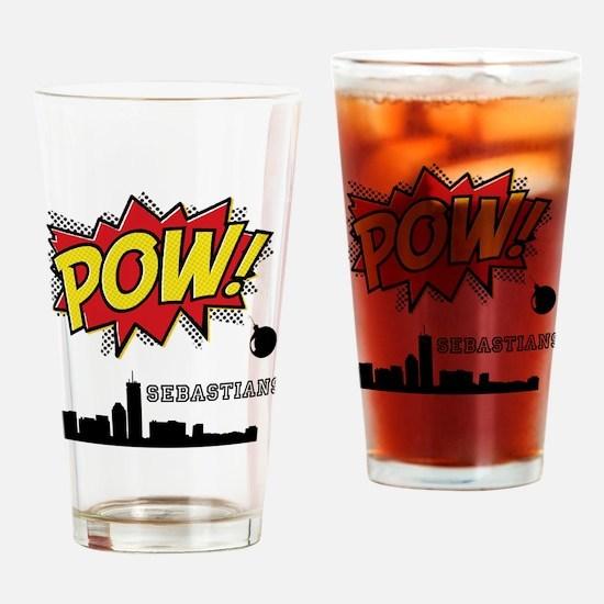 sebastians tendence Drinking Glass