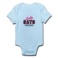 LADY CATS SOCCER Body Suit