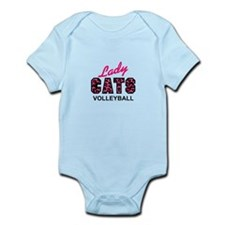 LADY CATS VOLLEYBALL Body Suit