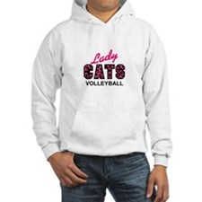 LADY CATS VOLLEYBALL Hoodie