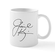 Gail Kim Autograph Mug