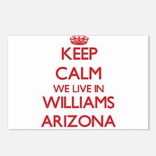 Keep calm we live in Will Postcards (Package of 8)