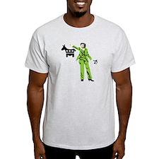 Cute Pantsuit T-Shirt