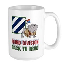 Back to Iraq 3ID Mug