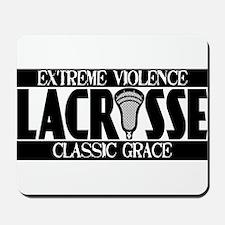 Lacrosse Extreme Violence Mousepad