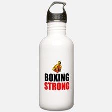 Boxing Strong Water Bottle