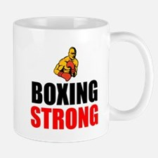 Boxing Strong Mugs