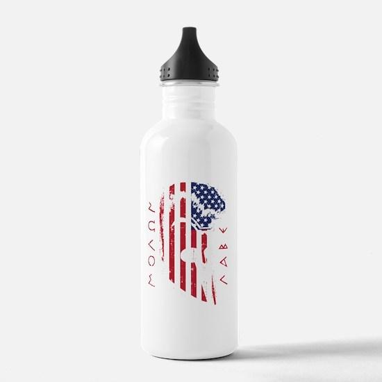 molon labe patrio, Water Bottle