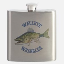 WALLEYE WRANGLER Flask