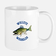WALLEYE WRANGLER Mugs
