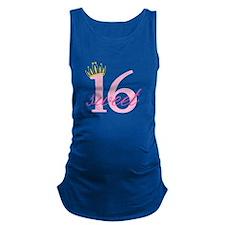 Sweet Sixteen Maternity Tank Top