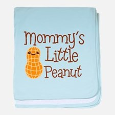 Mommy's Little Peanut baby blanket
