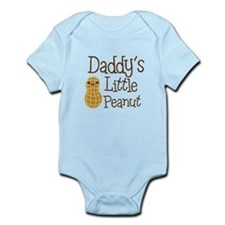 Daddy's Little Peanut Body Suit