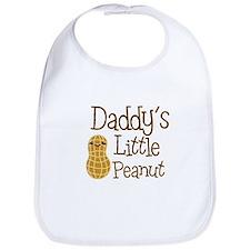 Daddy's Little Peanut Bib
