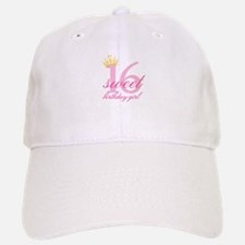 Teen Birthday Girl Baseball Cap