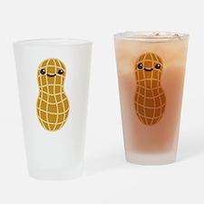 Cute Peanut Drinking Glass