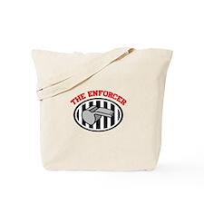 THE ENFORCER Tote Bag