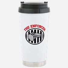 THE ENFORCER Travel Mug