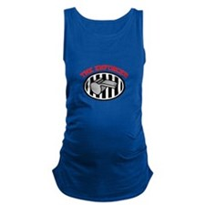 THE ENFORCER Maternity Tank Top