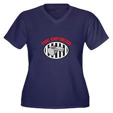 THE ENFORCER Plus Size T-Shirt