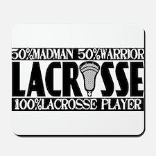 Lacrosse 100 Percent Mousepad