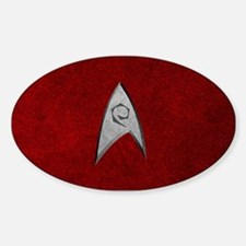 STARTREK TOS OPS STONE Decal